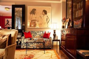 Famous folk at home - designers Kate and Andy Spade.jpg